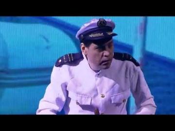 Театральное представление Капитан корабля спасения